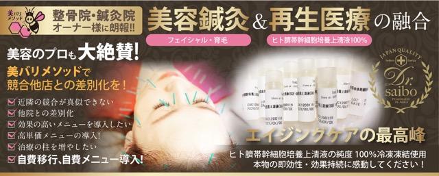美容鍼灸&再生医療