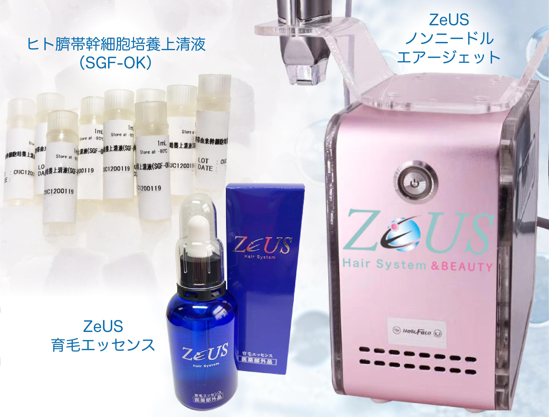 ZeUS Hair system
